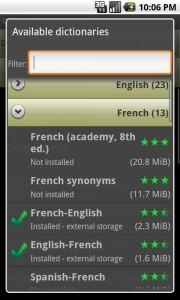 offline-dictionnaires