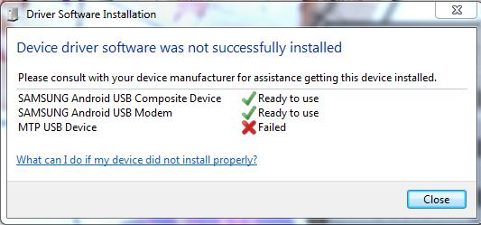 Windows 10.8.1.8 Tidak Bisa Tersambung ke Android