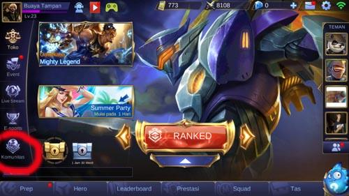 Cara memperbaiki Game Mobile Legend tidak bisa login/load ke