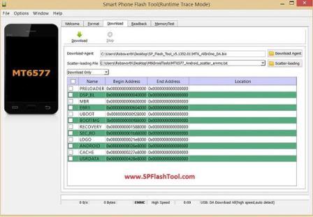 Cara Memperbaiki Error di Aplikasi SP Flash (Error Brom) - Bacolah com