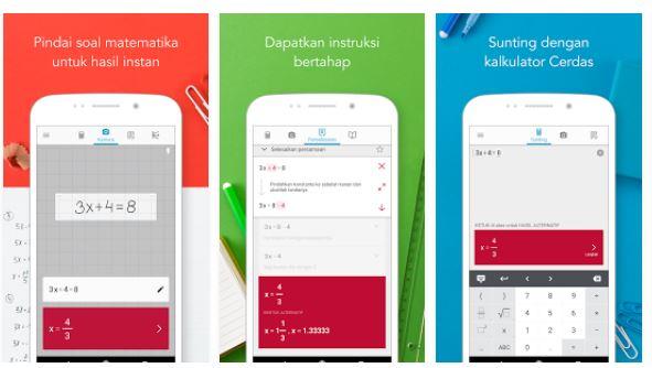 Aplikasi Untuk Ngerjain Soal Matematika
