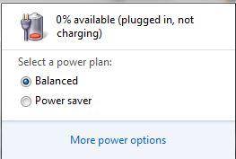 Cara Memperbaiki Baterai Laptop Tidak Bisa Di Charger Plugged In