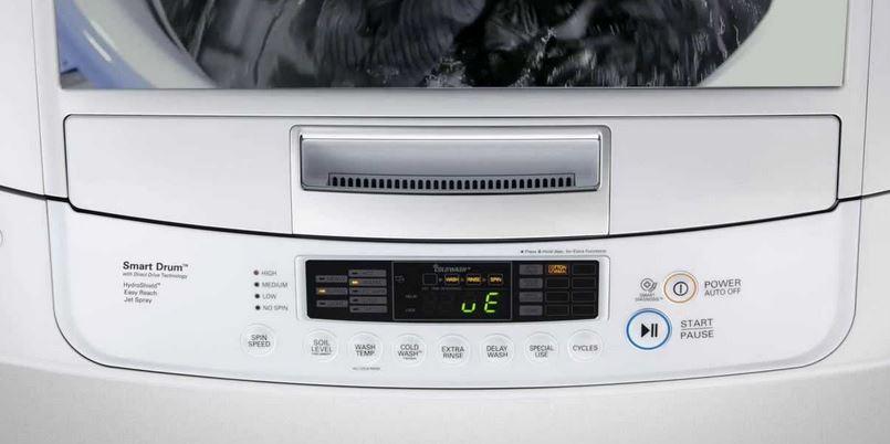 Cara Memperbaiki Kode Error pada Mesin Cuci LG dan Lainnya