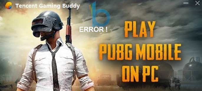 Cara Memperbaiki Error pada Tencent Gaming Buddy - Bacolah com
