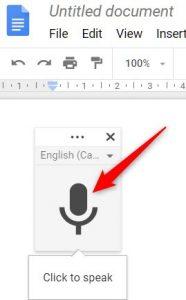 Cara Mengetik Dengan Suara Di Google Documents Bacolah Com