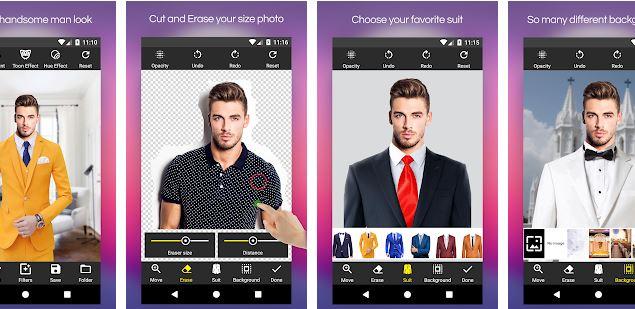 Membuat Pas Foto Dengan Berbagai Ukuran Di Android Bacolah Com