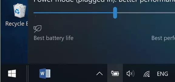 Cara Mengembalikan Icon Baterai yang hilang di taskbar Windows 10 ...