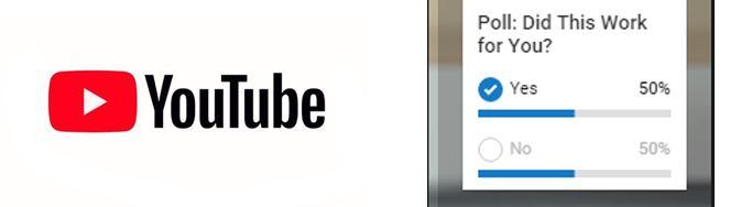 Cara Membuat Polling Atau Voting Di Akun Youtube Bacolah Com