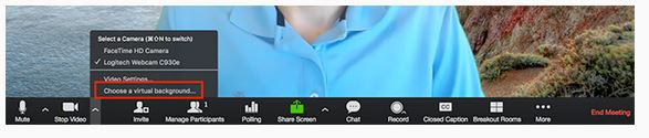 Zoom Meeting Background Android