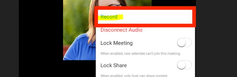 Cara Merekam Zoom Meeting Di Android Iphone Bacolah Com