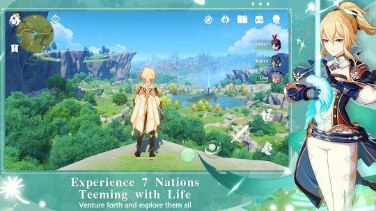 Spesifikasi Minimal Untuk Game Genshin Impact Android Bacolah Com