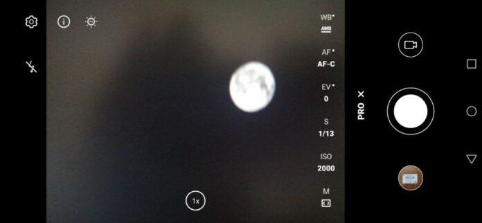 Cara Memfoto Bulan Menggunakan Ponsel Android