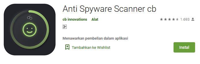 download Anti Spyware Scanner cb