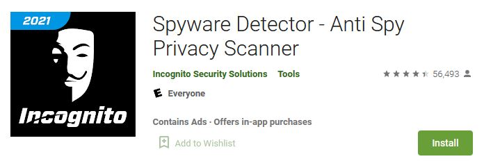 download Spyware Detector Anti Spy Privacy Scanner