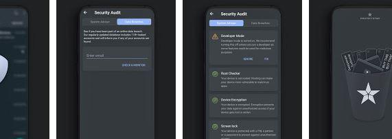 fitur Anti Spy Spyware Scanner